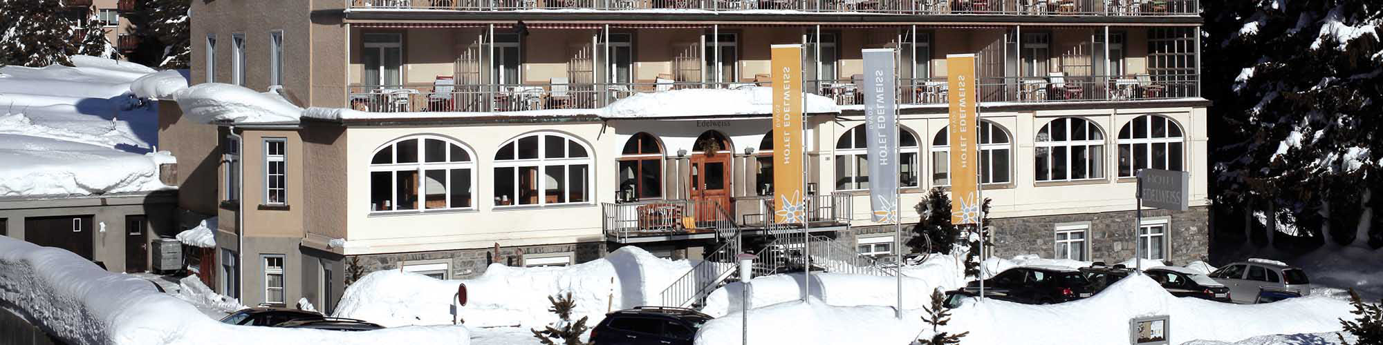 Hotel Davos - Perfectly located  - in Davos